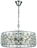 SND Lighting SND131 Beam Suspended Ceiling Light Chrome - SND Electrical Ltd