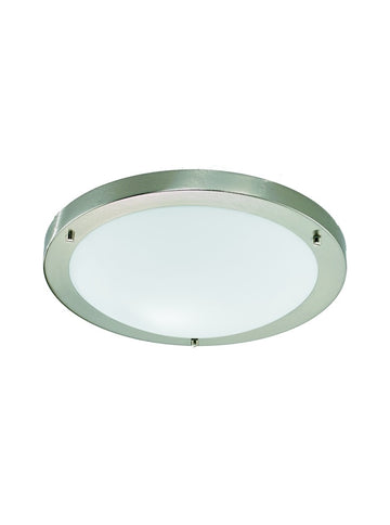 Franklite CF1220 310mm Circular Flush Bathroom Light