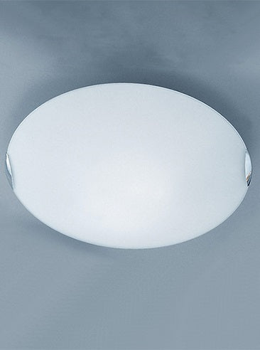 Franklite CF5025 400mm Circular Flush Light - (Large) - SND Electrical Ltd