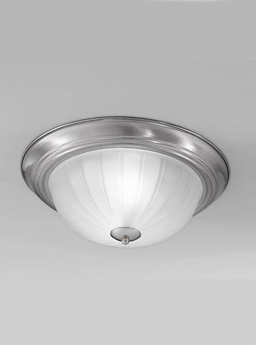 Franklite CF5641 355mm Circular Flush Light - (Small)