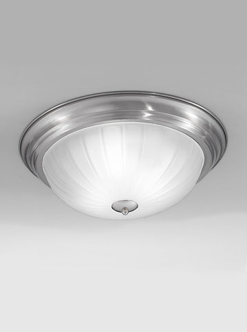 Franklite CF5642 390mm Circular Flush Light - (Large)
