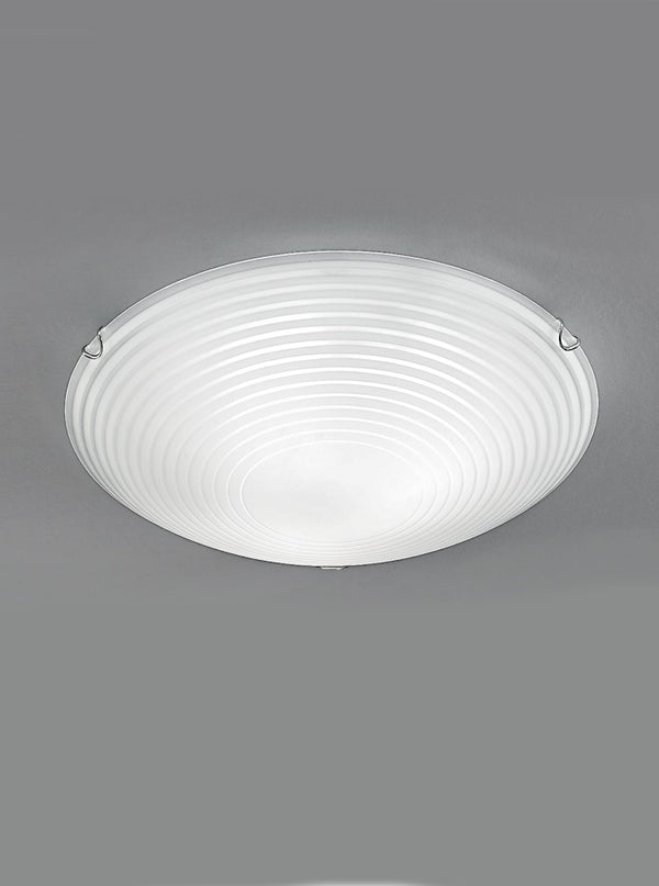 Franklite CF5667 400mm Circular Flush Light - (Large) - SND Electrical Ltd