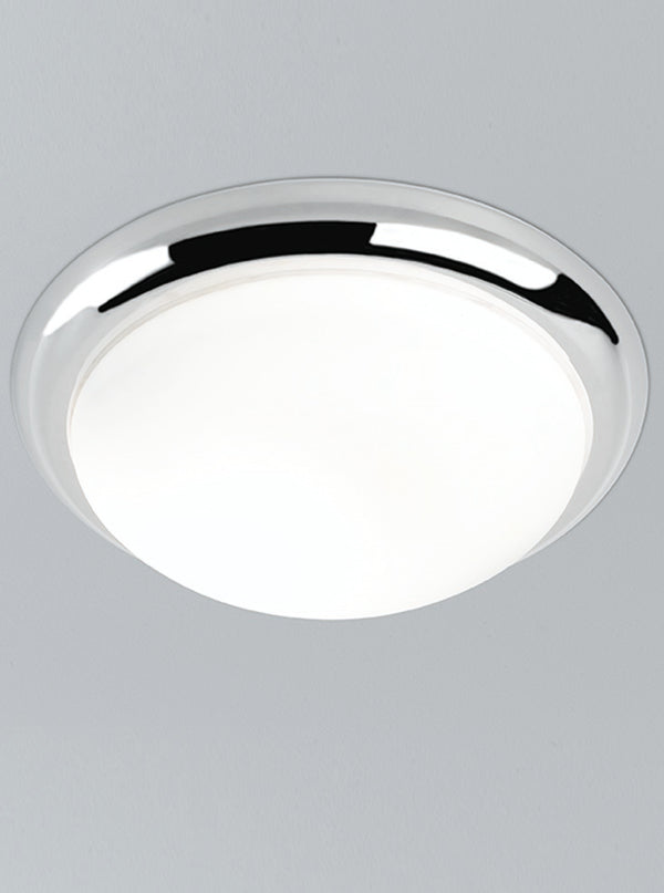 Franklite CF5741 420mm Circular Flush Ceiling Light - SND Electrical Ltd
