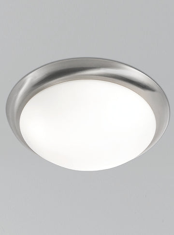 Franklite CF5760 335mm Circular Flush Ceiling Light