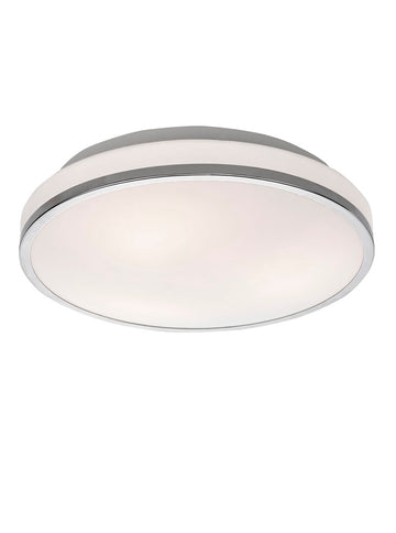 Franklite CF5783 340mm IP44 BathroomFlush Light Fitting