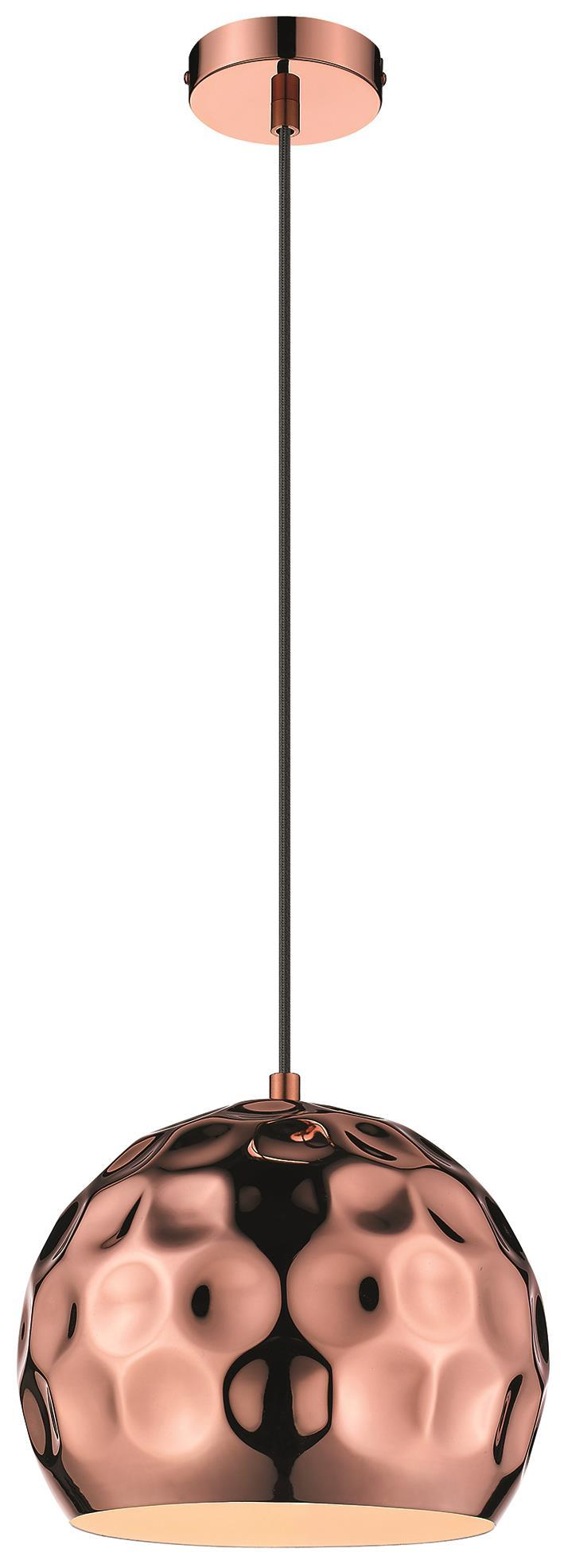 SND Lighting SND159 Chime Single Pendant Copper - SND Electrical Ltd