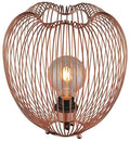 SND Lighting SND177 Dally Table Lamp Copper