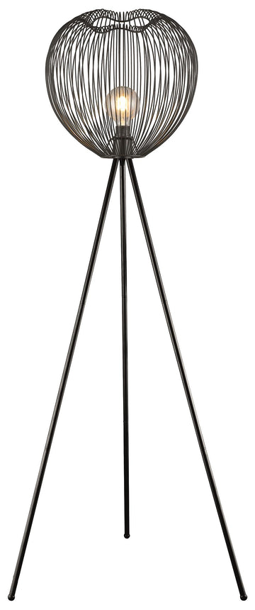 SND Lighting SND181 Dally Floor Lamp Matt Black