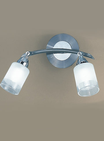 Franklite DP40022 Campani 2 Light Wall Bracket