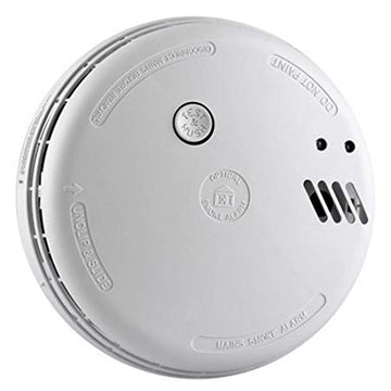 Aico EI146 Optical Smoke Alarm, Mains Powered