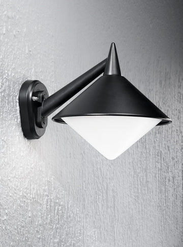 Franklite EXT6585 Sera Outdoor 1 Light Wall Light