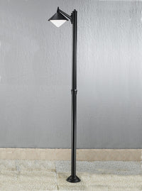 Franklite EXT6587 Sera Exterior Lamp Post - SND Electrical Ltd