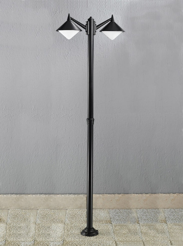Franklite EXT6588 Sera Exterior 2 light Lamp Post - SND Electrical Ltd