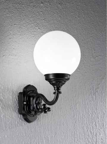 Franklite EXT6590 Rotonda Exterior Wall Light (Small)