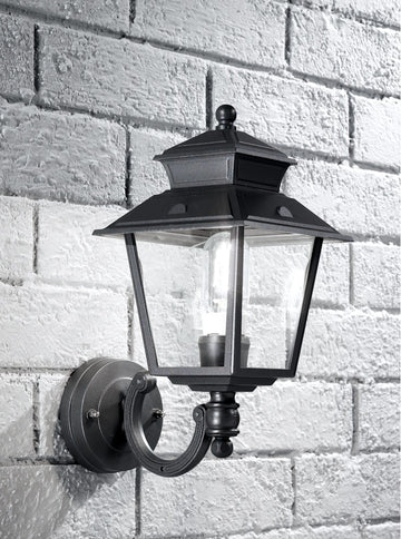 Franklite EXT6605 Giardino Exterior Wall Light (Up)