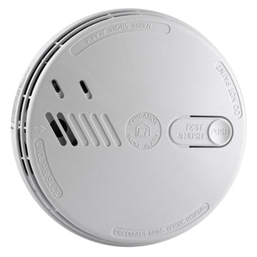 Aico EI141 Ionisation Smoke Alarm, Mains Powered