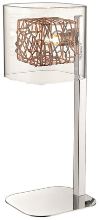 SND Lighting SND204 Paris Table Lamp Copper - SND Electrical Ltd