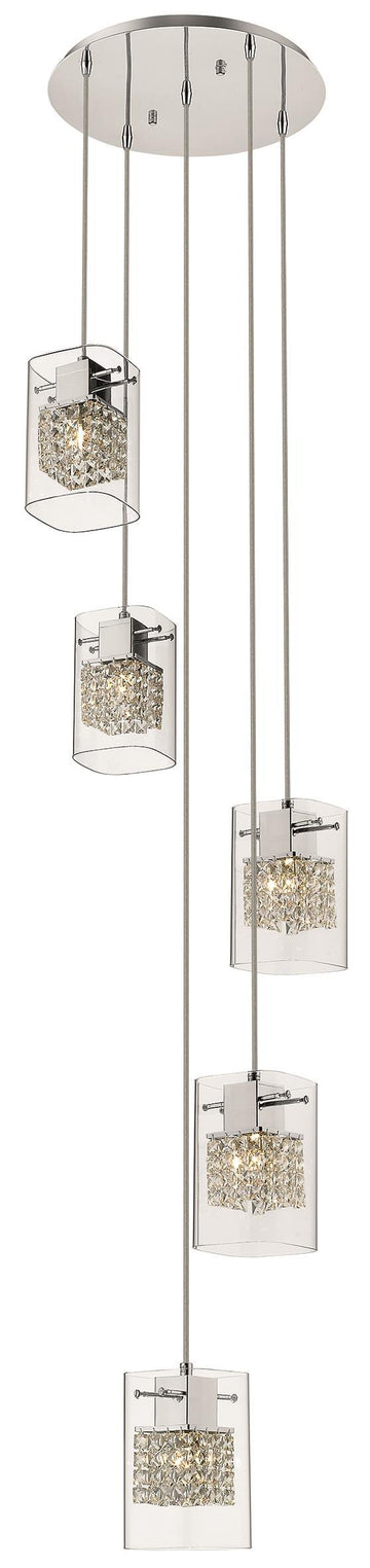 SND Lighting SND241 Lee Multi Light Pendant