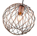 SND251 Martin Single Pendant Antique Copper
