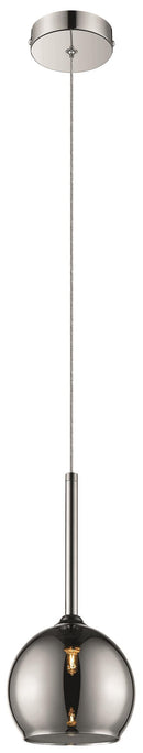 SND Lighting SND266 Poppy Single Pendant Chrome - SND Electrical Ltd