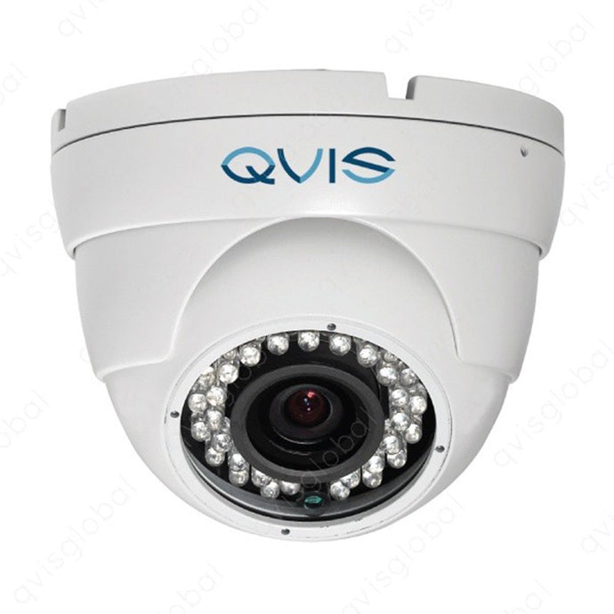 5MP 4-in-1 Varifocal Dome Camera White