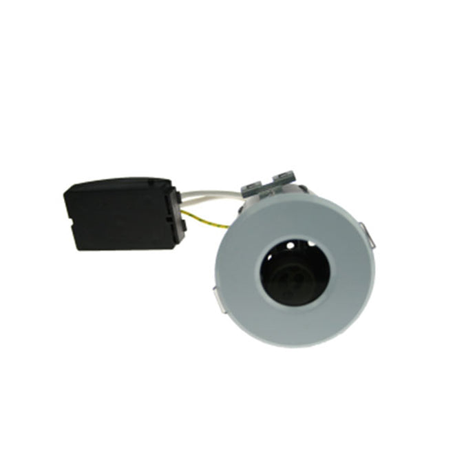 Fire Rated Downlight GU10 IP65 - Brushed Die-Cast