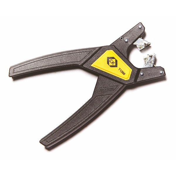 CK Tools T1260 Automatic Cable and Wire Stripper 0.75mm² to 2.5mm²