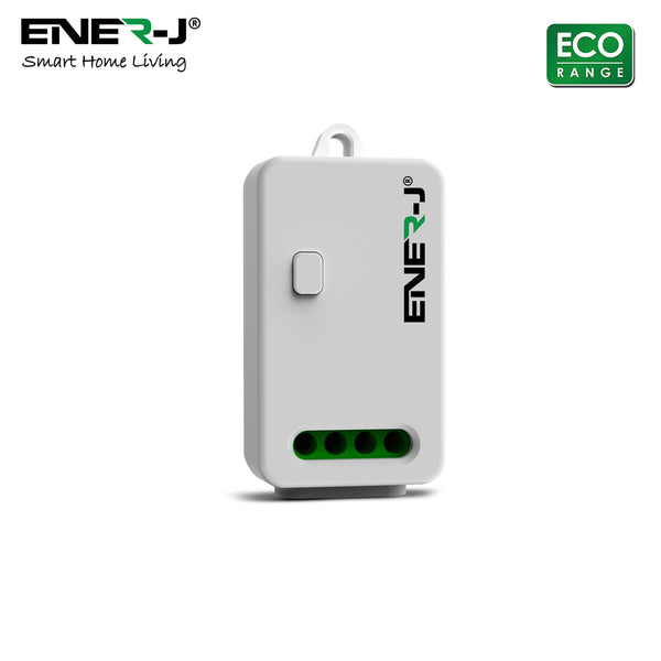 Ener-J Non-Dimmable Wireless Eco Kinetic Switch RF + WiFi Reciever 5A 500w