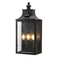 Elstead Lighting BALMORAL Balmoral 3 Light Wall Lantern