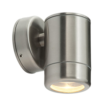 Endon ST5009SS Odyssey Outdoor Wall Light Stainless Steel