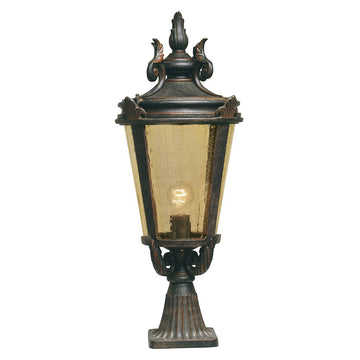 Elstead Lighting BT3/L Baltimore 1 Light Large Pedestal Light