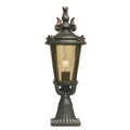 Elstead Lighting BT3/M Baltimore 1 Light Medium Pedestal Light