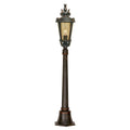 Elstead Lighting BT4/M Baltimore 1 Light Pillar