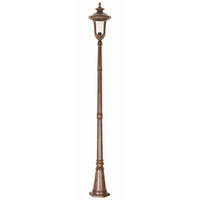 Elstead Lighting CC5/M Chicago 1 Light Medium Lamp Post - SND Electrical Ltd