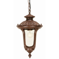 Elstead Lighting CC8/S Chicago 1 Light Small hanging-lantern - SND Electrical Ltd