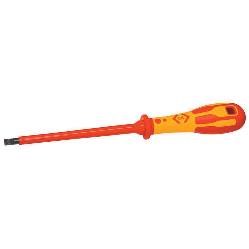 CK Tools T49144-040 Screwdriver Slotted VDE - SND Electrical Ltd