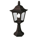 Elstead Lighting CPM4 BLACK Chapel 1 Light Mini Pedestal Light