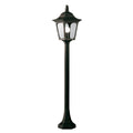 Elstead Lighting CPM5 BLACK Chapel 1 Light Mini Pillar Light