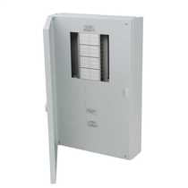 Crabtree 18LS08MR 125A 8 Way Meter Ready Board - SND Electrical Ltd