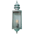 Elstead Lighting DOWNING-STREET-V Downing Street Wall Lantern - Verdi