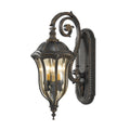 Feiss FE/BATONRG/M Baton Rouge 3 Light Medium Wall Light