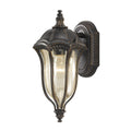 Feiss FE/BATONRG/S Baton Rouge 1 Light Small Wall Light