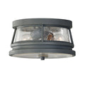 Feiss FE/CHELSEAHBR/F Chelsea Harbor 2 Light Flush Light