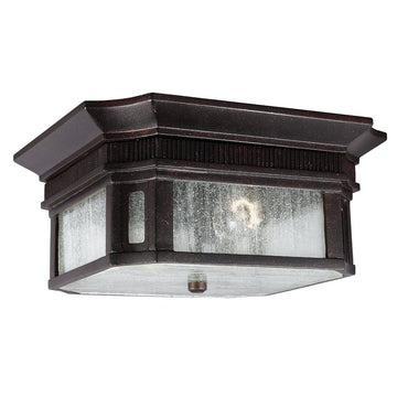 Feiss FE/FEDERAL/F Federal 2 Light Outdoor Flush Light