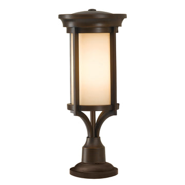 Feiss FE/MERRILL3/S Merrill 1 Light Small Pedestal
