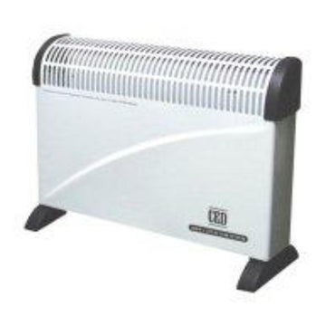 SND Electrical CED 2KW Convector Heater 450mm