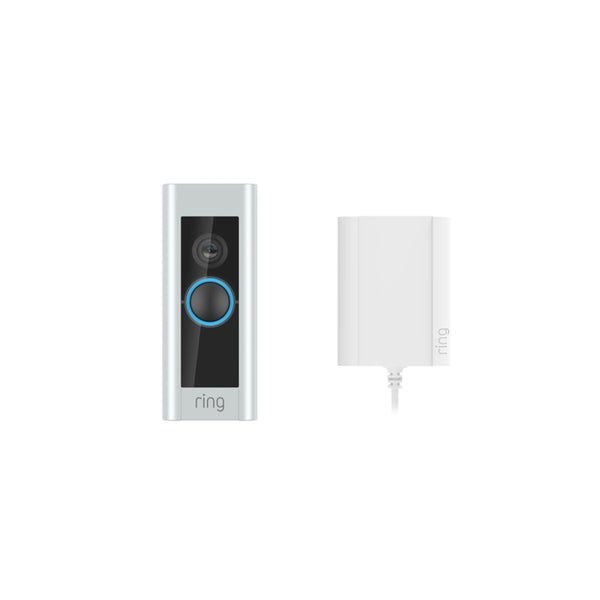 *NEW* Ring Pro Video Doorbell Pro with Plug-In Adapter
