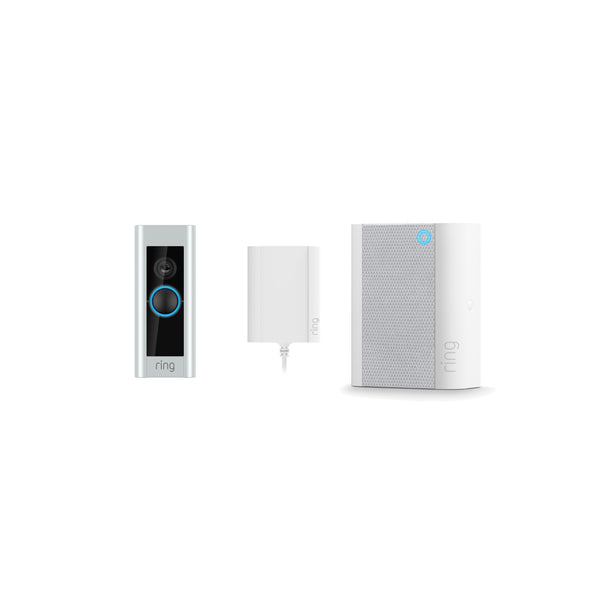 Ring Video Doorbell Pro Plug In & All New Chime