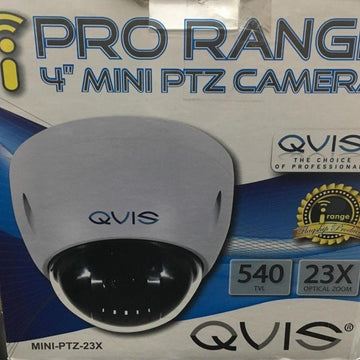"Oyn-X MINI-PTZ-23X Pro Range 4"" Mini PTZ Camera"