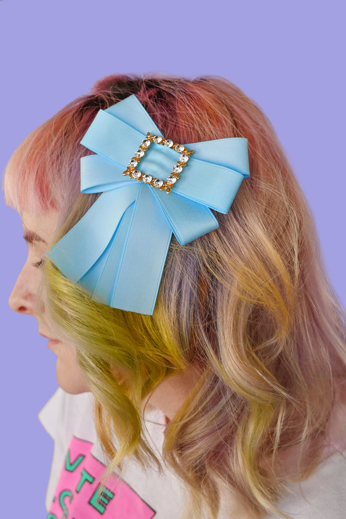 Versailles 2-in-1 Hairclip and Brooch